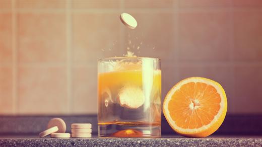 Vitamin C đóng vai trò như thế nào trong cơ thể con người