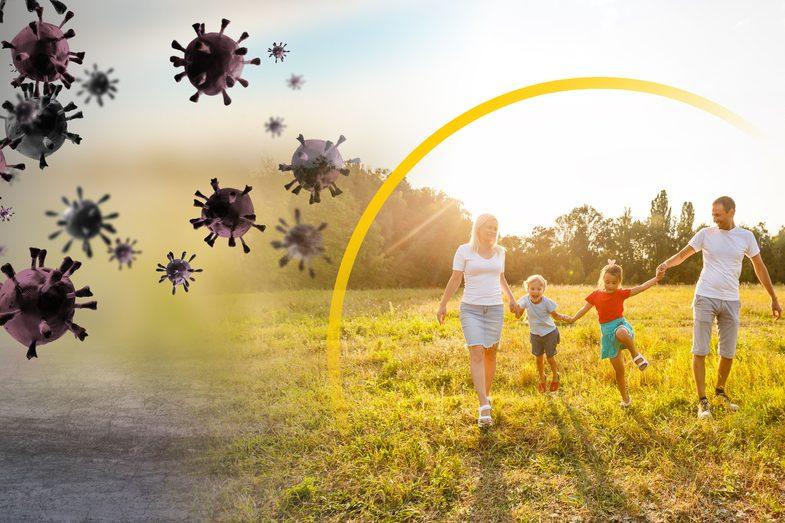 Bổ sung Vitamin C thảo dược tăng cường sức đề kháng trong mùa dịch
